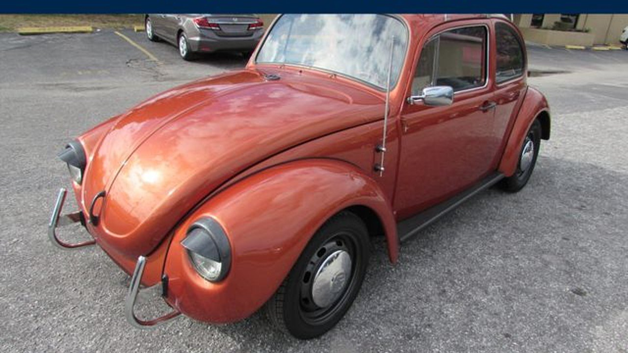 1971 Volkswagen Beetle for sale near Tampa, Florida 33629 - Classics ...