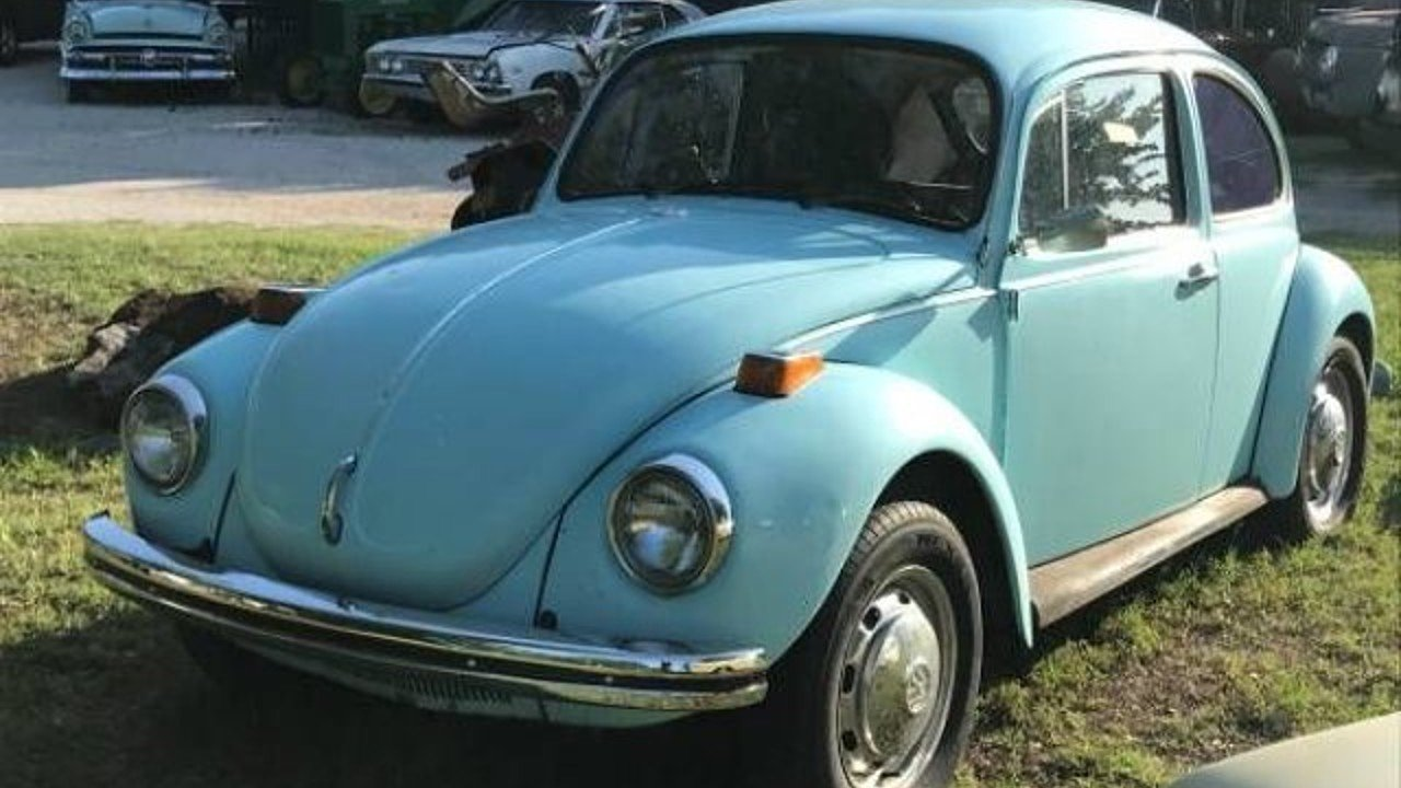 1971 Volkswagen Beetle for sale 100880156