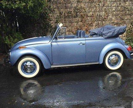 1971 Volkswagen Beetle for sale 100825606