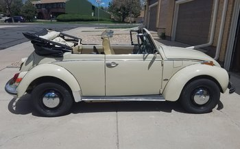 1971 Volkswagen Beetle for sale 100876814