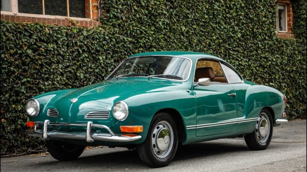 1971 Volkswagen Karmann-Ghia for sale 101000541