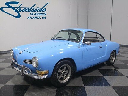 1971 Volkswagen Karmann-Ghia for sale 100945737