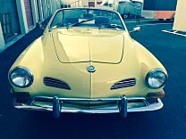 1971 Volkswagen Karmann-Ghia for sale 100952319