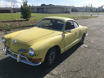 1971 Volkswagen Karmann-Ghia for sale 100968713