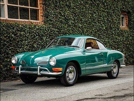 1971 Volkswagen Karmann-Ghia for sale 101000541