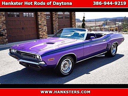 1971 dodge Challenger for sale 100912241