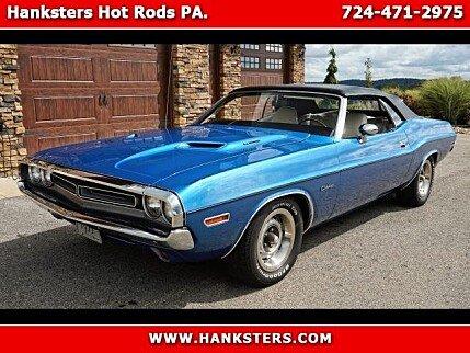 1971 dodge Challenger for sale 100931170