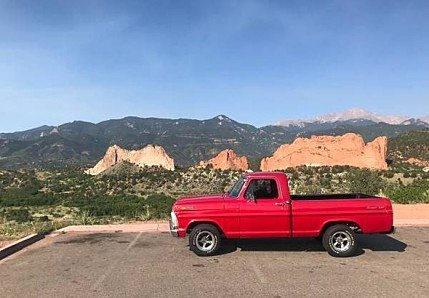 1971 ford F100 for sale 101011459