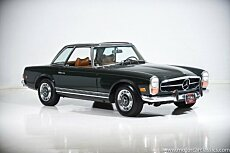 1971 mercedes-benz 280SL for sale 101004393