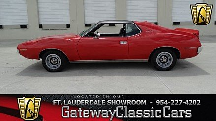 1972 AMC Javelin for sale 100768962
