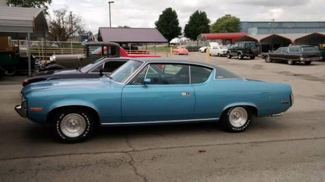 Matador Car: 1972 AMC Matador For Sale Near Cadillac, Michigan 49601
