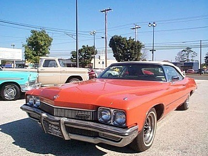 1972 Buick Centurion for sale 100780578