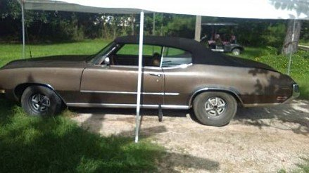 1972 Buick Skylark for sale 100808287