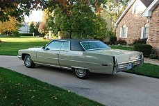 1972 Cadillac De Ville for sale 100722372