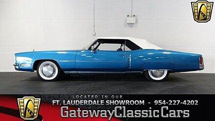 1972 Cadillac Eldorado for sale 100739762