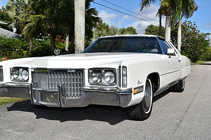 1972 Cadillac Eldorado for sale 100838831
