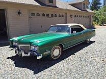1972 Cadillac Eldorado for sale 100911840
