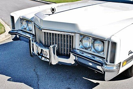 1972 Cadillac Eldorado for sale 100942931