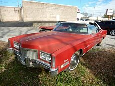 1972 Cadillac Eldorado for sale 100961790