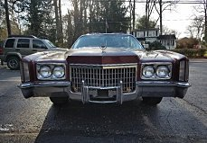 1972 Cadillac Eldorado for sale 100966995