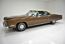 1972 Cadillac Eldorado for sale 100971346