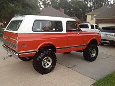 1972 Chevrolet Blazer for sale 100770514