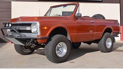 1972 Chevrolet Blazer for sale 100912549
