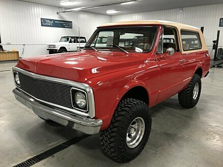 1972 Chevrolet Blazer for sale 100919463
