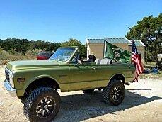 1972 Chevrolet Blazer for sale 100928345