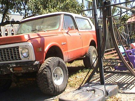 1972 Chevrolet Blazer for sale 100968117