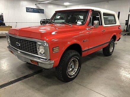 1972 Chevrolet Blazer for sale 100969417
