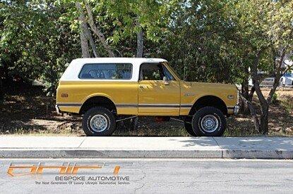 1972 Chevrolet Blazer for sale 100984965