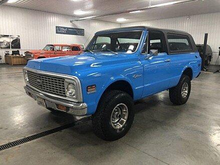 1972 Chevrolet Blazer for sale 101001038