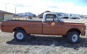 1972 Chevrolet C/K Truck 4x4 Regular Cab 1500 for sale 100976687
