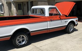 1972 Chevrolet C/K Truck Custom Deluxe for sale 100985721