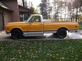 1972 Chevrolet C/K Truck for sale 100826478