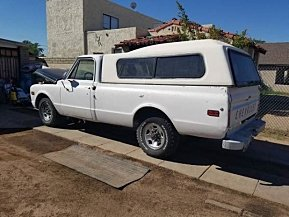 1972 Chevrolet C/K Truck for sale 100826567