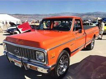 1972 Chevrolet C/K Truck for sale 100871585