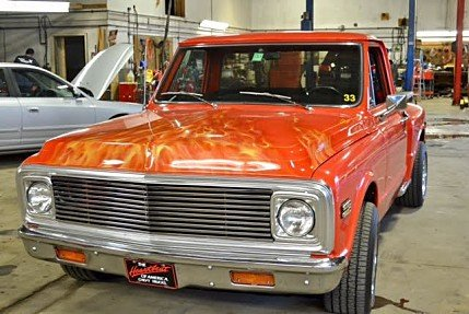 1972 Chevrolet C/K Truck for sale 100899513
