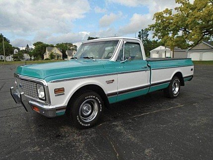 1972 Chevrolet C/K Truck for sale 100985641