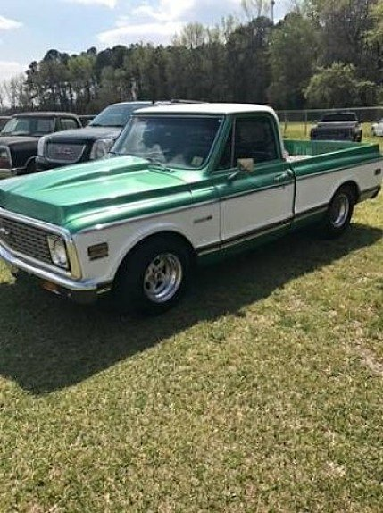 1972 Chevrolet C/K Truck for sale 100988372