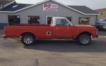 1972 Chevrolet C/K Truck for sale 101001254