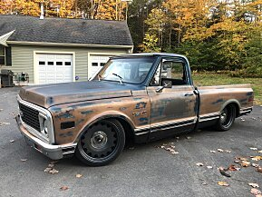 1972 Chevrolet C/K Truck 2WD Regular Cab 1500 for sale 101045154