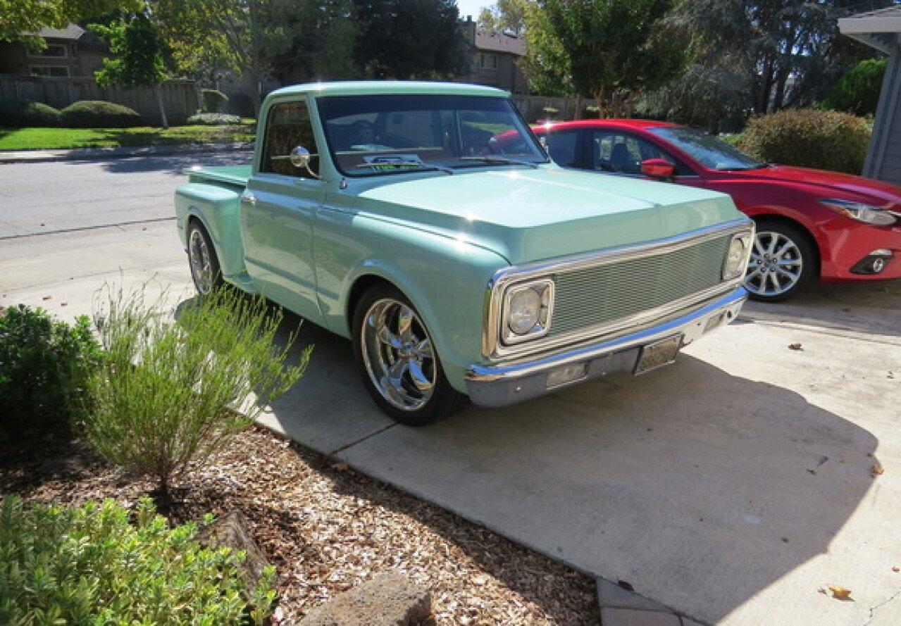 Classic Cars For Sale Auto Trader Com: 1972 Chevrolet C/K Trucks For Sale Near LAS VEGAS, Nevada