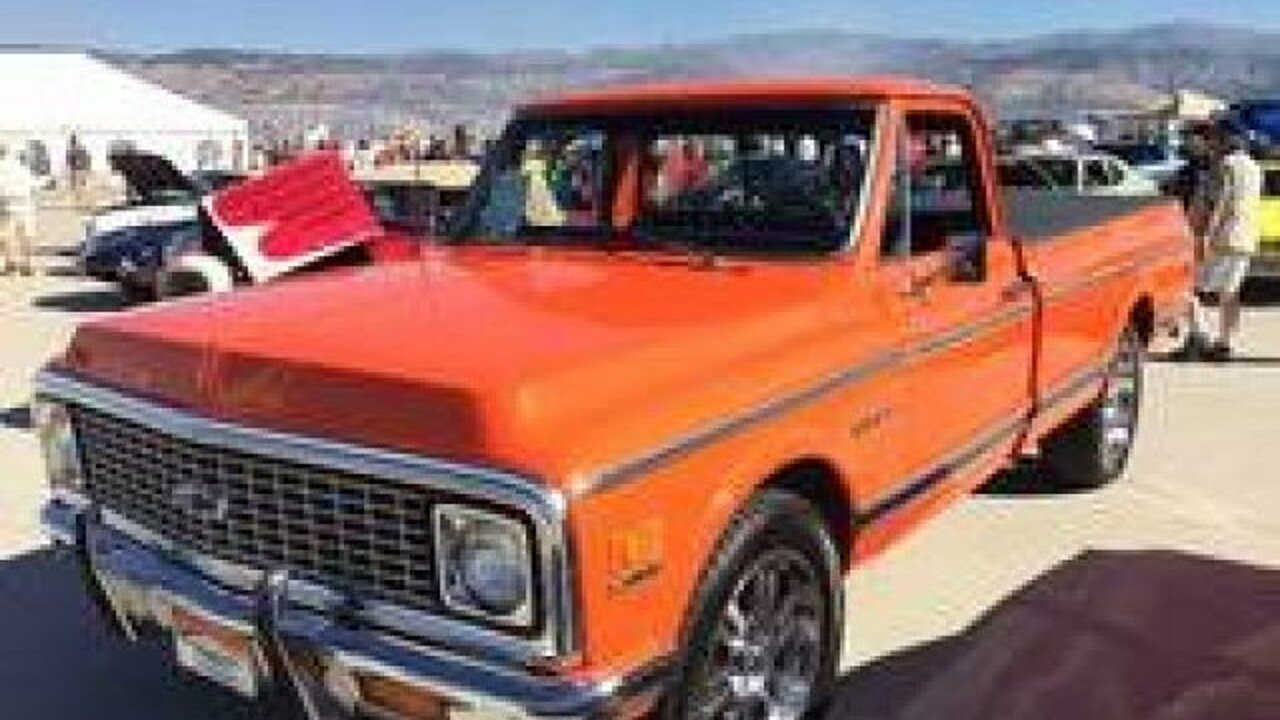 1972 Chevrolet C/K Trucks for sale 100871585