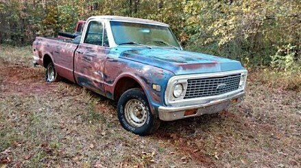 1972 Chevrolet C/K Trucks for sale 100830061