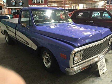 1972 Chevrolet C/K Trucks for sale 100836513