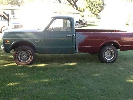 1972 Chevrolet C/K Trucks for sale 100837998