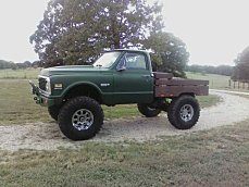 1972 Chevrolet C/K Trucks Cheyenne for sale 100838008