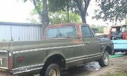 1972 Chevrolet C/K Trucks for sale 100841290